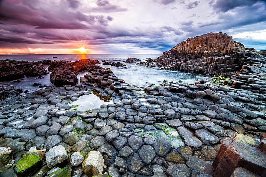 Giants+Causeway+Beach,+Ireland2